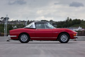 1967 FIAT 2-LITRE SPIDER For Sale by Auction
