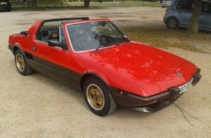 Picture of 1983 Fiat X1/9 - Barons Tuesday 16th July 2019 SOLD by Auction