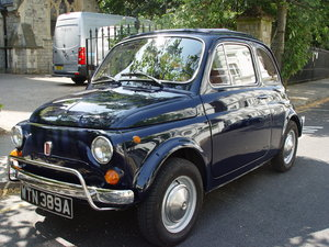 1963 LHD 1971 Fiat 500L For Sale