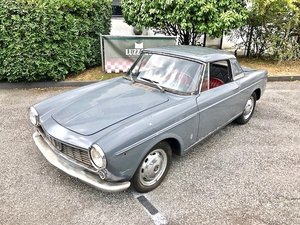1962 Fiat - 1500 Cabriolet For Sale