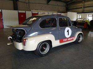 1969 Fiat 600 Abarth Recreation For Sale