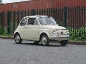 1969 Fiat 500 - No Reserve - Only 23,857 Miles