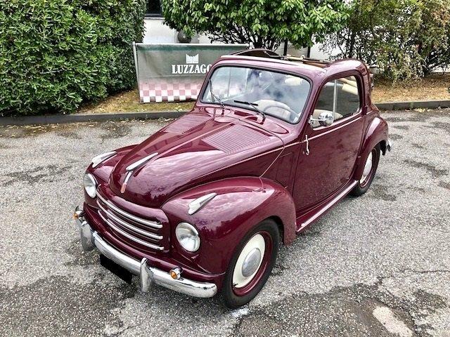 1951 FIAT - 500 C Trasformabile For Sale (picture 1 of 6)