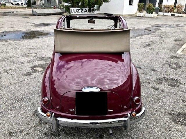 1951 FIAT - 500 C Trasformabile For Sale (picture 2 of 6)