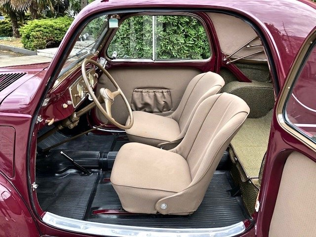 1951 FIAT - 500 C Trasformabile For Sale (picture 4 of 6)