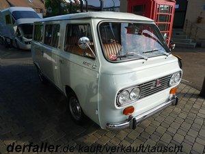 1973 Fiat 850 T Familiare 7 Sitzer im Sammlerzustand For Sale