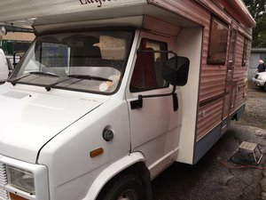 1967 Fiat Ducato Camper Van For Sale