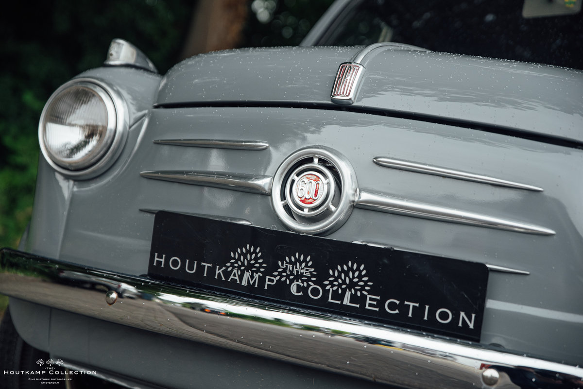 1956 FIAT 600 For Sale (picture 3 of 6)