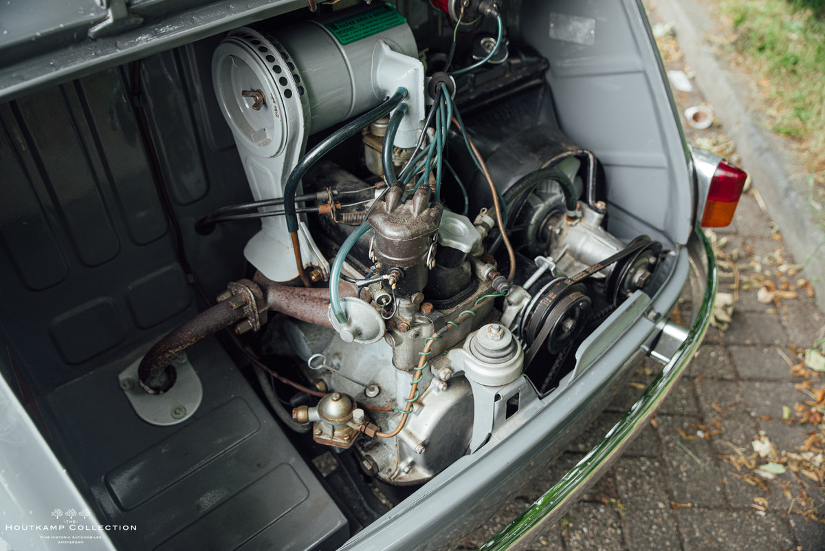 1956 FIAT 600 For Sale (picture 5 of 6)