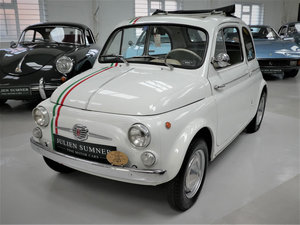 1964 Fiat 500D - Fully Restored For Sale