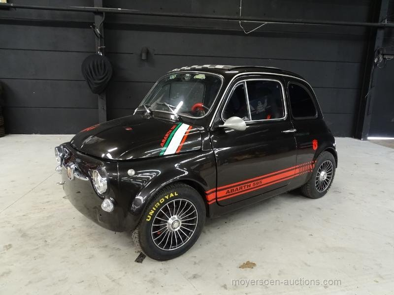 1969 FIAT 500 Abarth clone For Sale by Auction (picture 1 of 6)