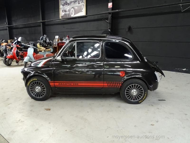1969 FIAT 500 Abarth clone For Sale by Auction (picture 2 of 6)