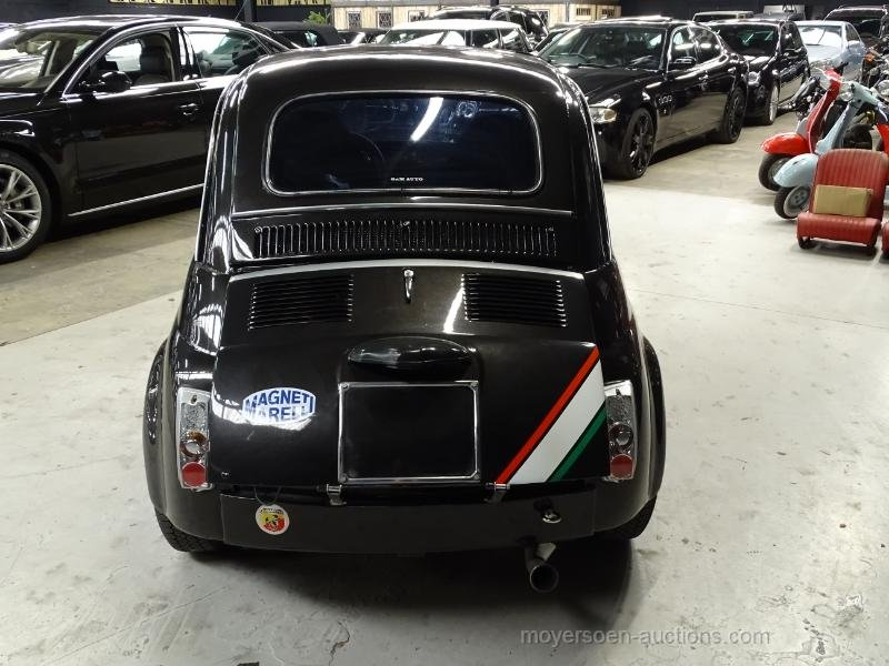1969 FIAT 500 Abarth clone For Sale by Auction (picture 4 of 6)