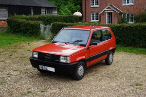 1989 Fiat panda mk 1. 1000 super. Fire. 5 speed manual. For Sale