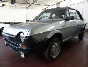 Picture of 1982 rust-free and unwelded Fiat Ritmo 85 S Cabrio Bertone SOLD