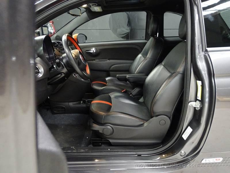 2015 FIAT 500E For Sale by Auction (picture 5 of 6)