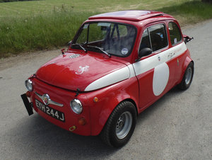 1967 Fiat 500 Radbourne Racing Abarth