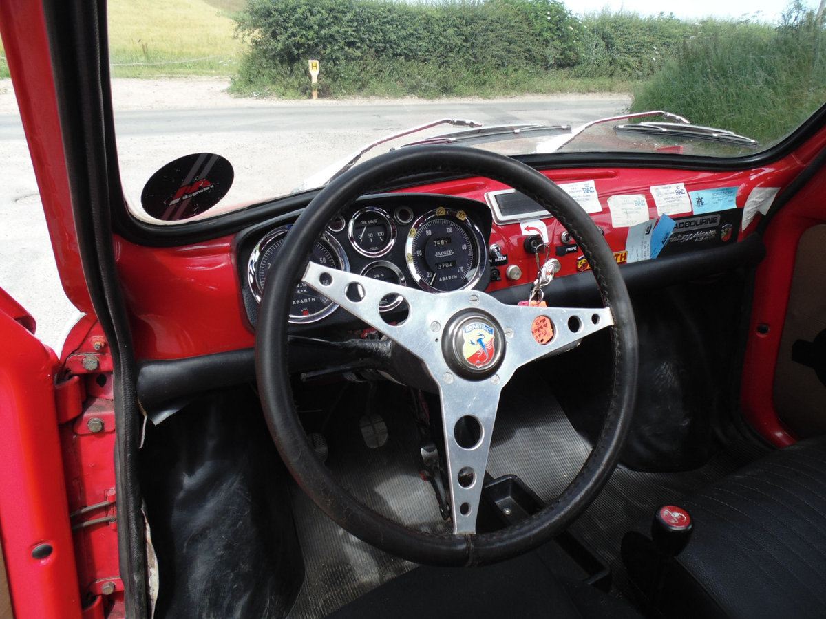 1967 Fiat 500 Radbourne Racing Abarth For Sale (picture 4 of 6)