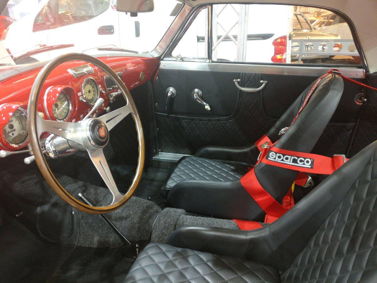 1955 Fiat 1100-103 TV Vignale For Sale (picture 6 of 6)