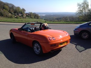 1997 Fiat Barchetta For Sale