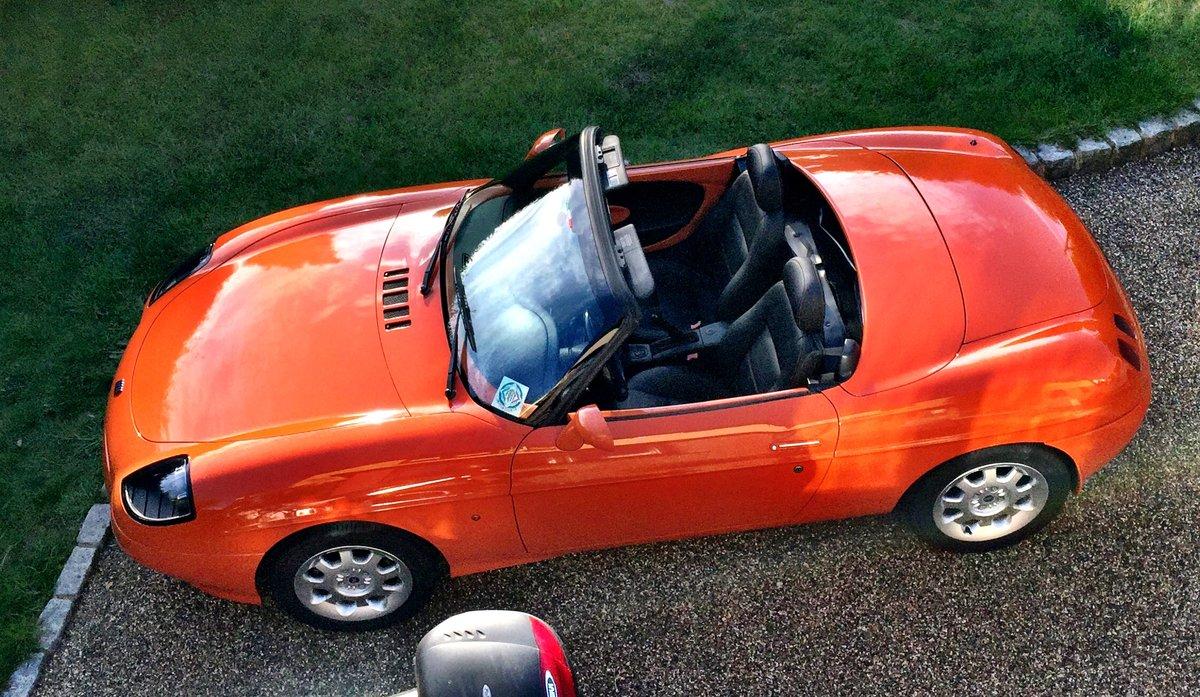 1997 Fiat Barchetta For Sale (picture 3 of 6)
