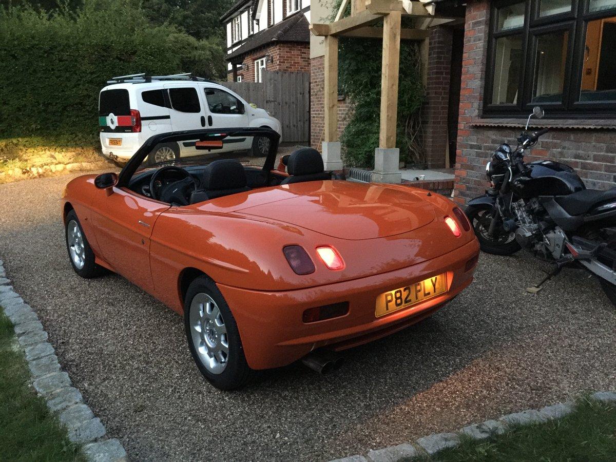 1997 Fiat Barchetta For Sale (picture 6 of 6)