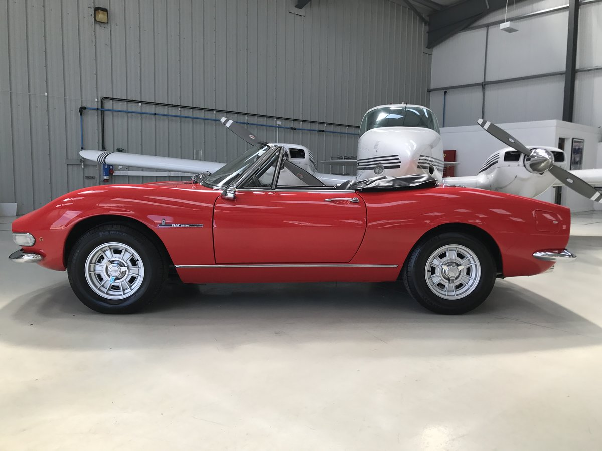 1967 Fiat Dino 2.0 Spider For Sale (picture 3 of 6)