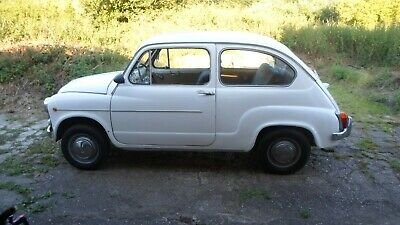 1965 Fiat 600d For Sale