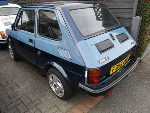 1989 Fiat 126 Bis LHD For Sale