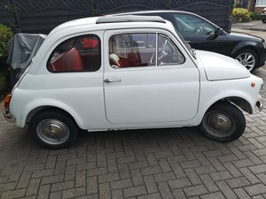 1966 Fiat 500  in super restored condition UK REGISTERTED