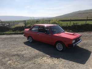 1977 Fiat 131 South African import