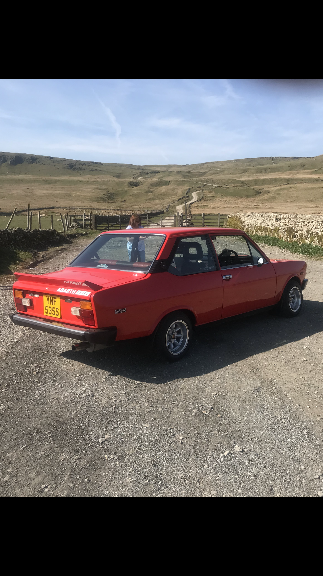 1977 Fiat 131 South African import For Sale (picture 2 of 6)