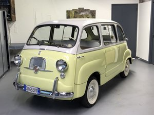 1959 FIAT 600 SOLD