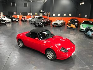 Picture of FIAT BARCHETTA 1.7 16V LHD 2d 129 BHP 1996 GENUINE UK CAR!! SOLD