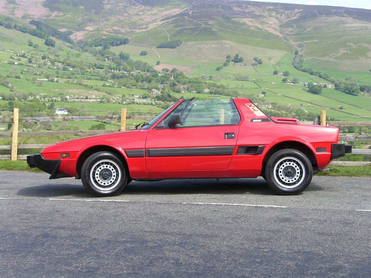1987 Bertone/Fiat X1/9 SOLD (picture 1 of 6)