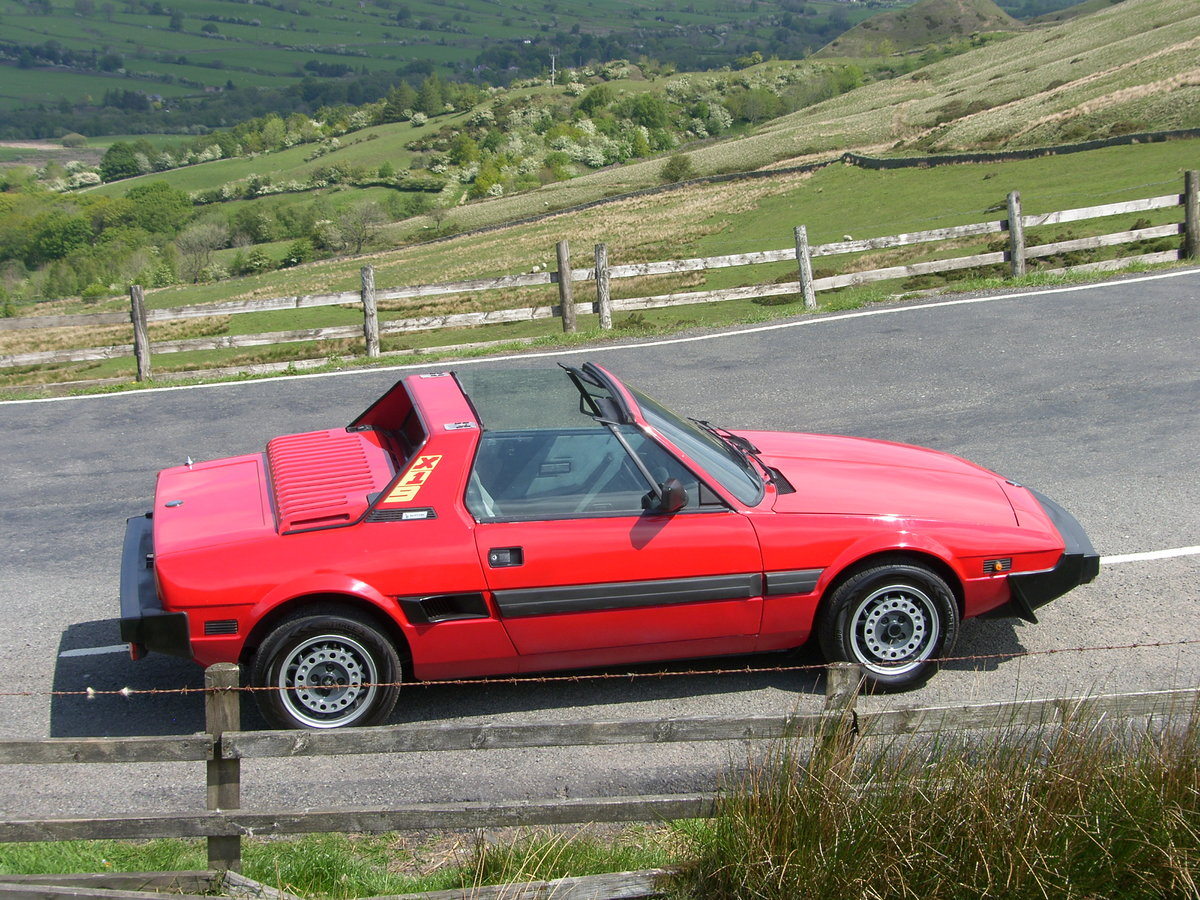 1987 Bertone/Fiat X1/9 SOLD (picture 6 of 6)