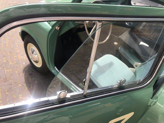 Original Ex 1955 Fiat 600 Mille Miglia Brandi-Forini 1955 For Sale (picture 5 of 6)
