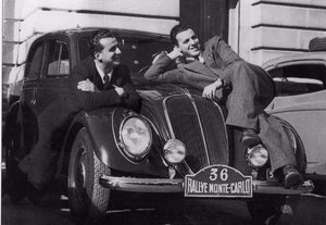 Fiat 6C1500 Ex Mille Miglia Car 1936 and Monte Carlo Rally !