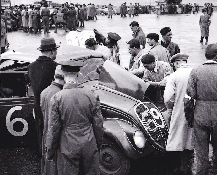 Fiat 6C1500 Ex Mille Miglia Car 1936 and Monte Carlo Rally ! For Sale (picture 2 of 5)