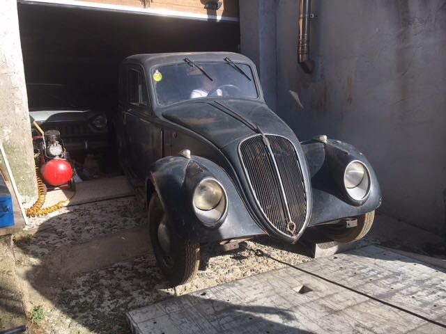 Fiat 6C1500 Ex Mille Miglia Car 1936 and Monte Carlo Rally ! For Sale (picture 5 of 5)