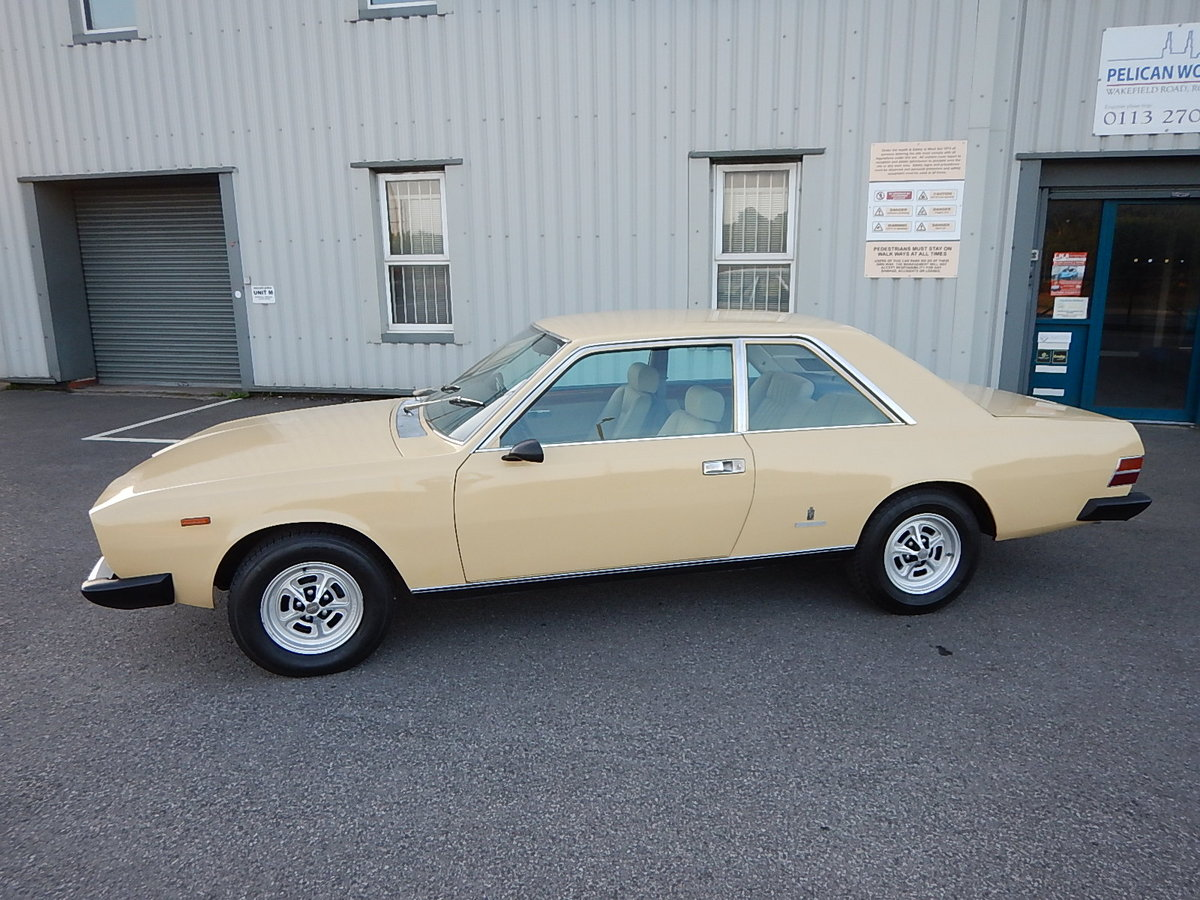 1973 FIAT 130 Coupe ~ RHD ~ Automatic SOLD (picture 1 of 6)