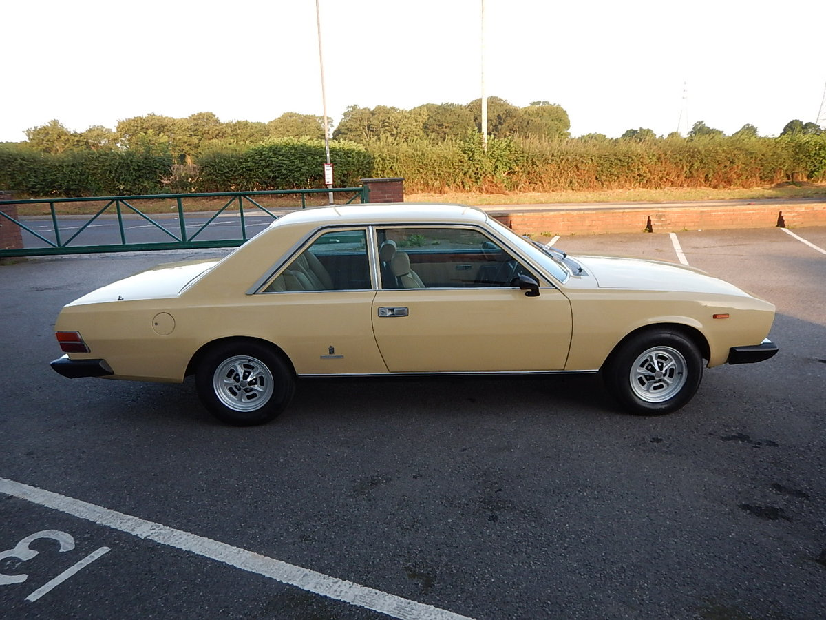 1973 FIAT 130 Coupe ~ RHD ~ Automatic SOLD (picture 3 of 6)