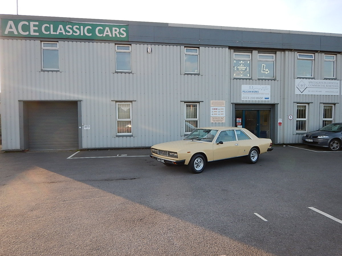1973 FIAT 130 Coupe ~ RHD ~ Automatic SOLD (picture 6 of 6)