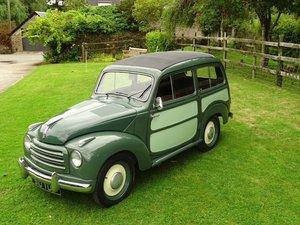 1954 Fiat 500 topolino belvedere  For Sale