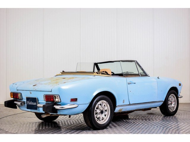1974 Fiat 124 Spider 1600 For Sale (picture 2 of 6)