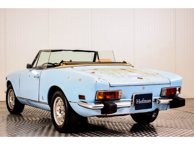1974 Fiat 124 Spider 1600 For Sale (picture 4 of 6)