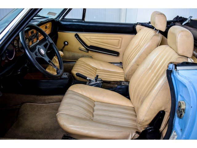 1974 Fiat 124 Spider 1600 For Sale (picture 5 of 6)