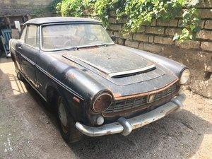 1961 fiat osca 1500 coupè For Sale