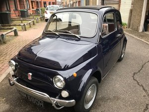 1970 Classic Fiat 500L in lovely condition For Sale