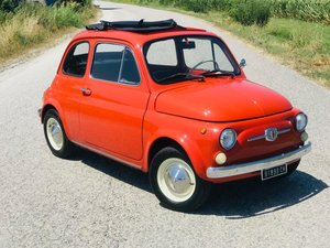 1971 Fiat 500 F For Sale